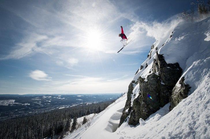 2018 ski-trip with Ericsson IF